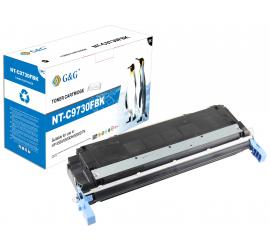 G&G HP C9730A NEGRO CARTUCHO DE TONER COMPATIBLE Nº 645A