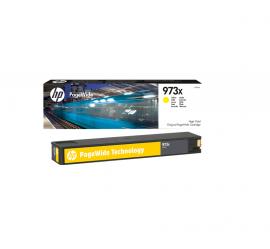 HP 973X AMARILLO CARTUCHO DE TINTA ORIGINAL (F6T83AE)