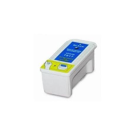 EPSON T017 NEGRO CARTUCHO DE TINTA COMPATIBLE (C13T01740110)
