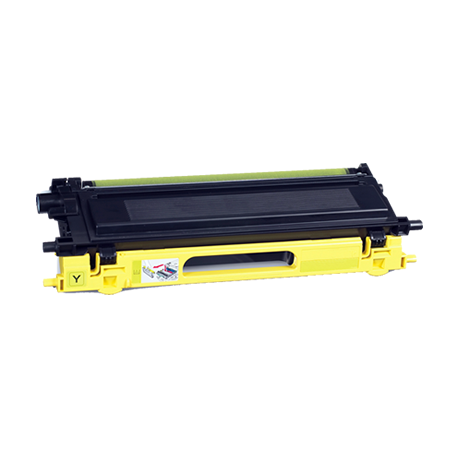BROTHER TN130/TN135 AMARILLO CARTUCHO DE TONER COMPATIBLE