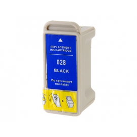 EPSON T028 NEGRO CARTUCHO DE TINTA COMPATIBLE (C13T02840110)