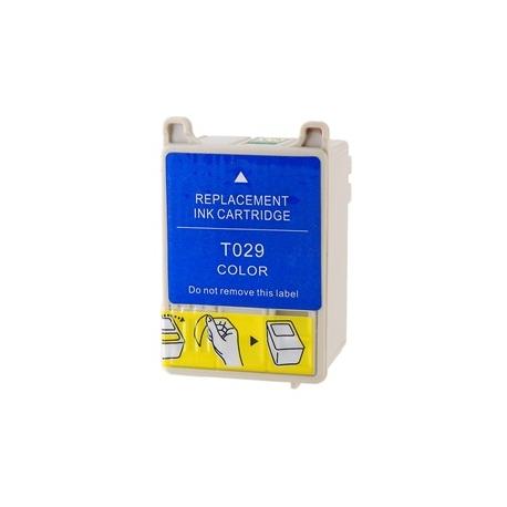 EPSON T029 TRICOLOR CARTUCHO DE TINTA COMPATIBLE (C13T02940110)