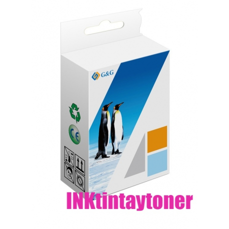 G&G HP 901XL TRICOLOR CARTUCHO DE TINTA COMPATIBLE (CC656AE)