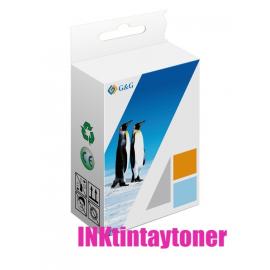 G&G BROTHER LC121XL/LC123XL CYAN CARTUCHO DE TINTA COMPATIBLE