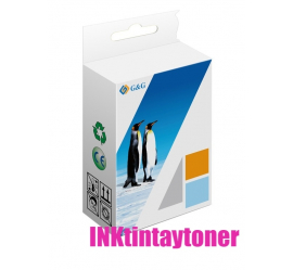 G&G BROTHER LC125XL CYAN CARTUCHO DE TINTA COMPATIBLE