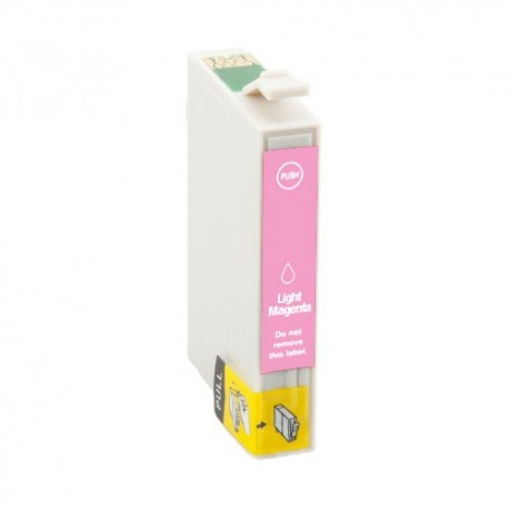 EPSON T0346 MAGENTA LIGHT CARTUCHO DE TINTA COMPATIBLE (C13T03464010)