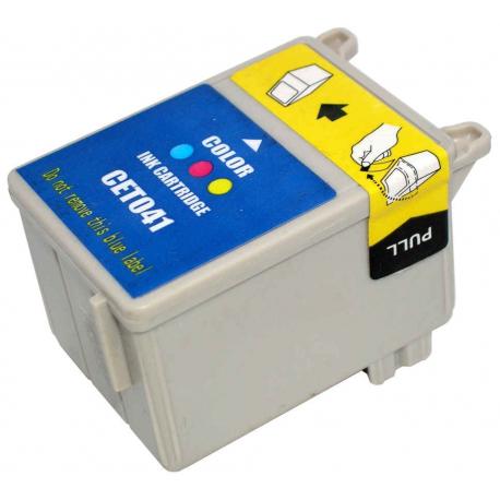 EPSON T041 TRICOLOR CARTUCHO DE TINTA COMPATIBLE (C13T04104010)