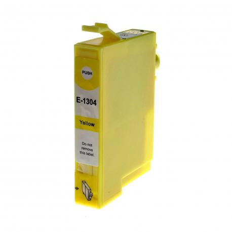 EPSON T1304 AMARILLO CARTUCHO DE TINTA COMPATIBLE (C13T13044010)