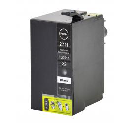 EPSON T2711/T2701 (27XL) NEGRO CARTUCHO DE TINTA COMPATIBLE