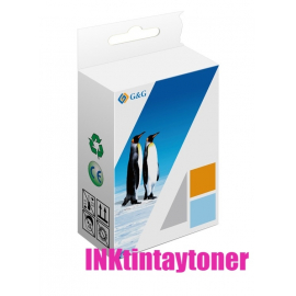 G&G EPSON T2712/T2702 (27XL) CYAN CARTUCHO DE TINTA COMPATIBLE