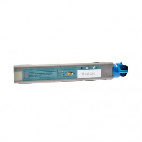 OKI C3300/C3400/C3450/C3600 NEGRO CARTUCHO DE TONER COMPATIBLE (43459436/43459332)