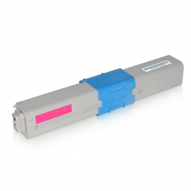 OKI C510/C530/MC561/MC562 MAGENTA CARTUCHO DE TONER COMPATIBLE (44469723)
