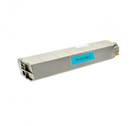 OKI C9100/C9300/C9500 CYAN CARTUCHO DE TONER COMPATIBLE (41963607)
