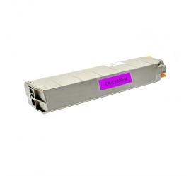 OKI C9100/C9300/C9500 MAGENTA CARTUCHO DE TONER COMPATIBLE (41963606)