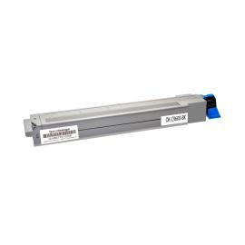 OKI C9600/C9650/C9800/C9850 NEGRO CARTUCHO DE TONER COMPATIBLE (42918916)