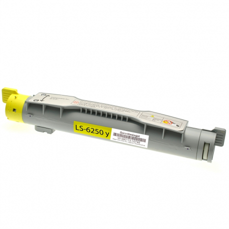 XEROX PHASER 6250 AMARILLO CARTUCHO DE TONER COMPATIBLE (106R00674)