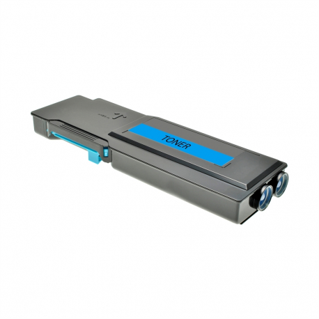 XEROX WORKCENTRE 6655 CYAN CARTUCHO DE TONER COMPATIBLE (106R02744)