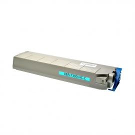 XEROX PHASER 7300 CYAN CARTUCHO DE TONER COMPATIBLE (016197300)