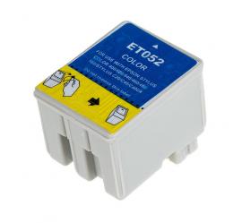 EPSON T052/T014 TRICOLOR CARTUCHO DE TINTA COMPATIBLE (C13T05204010/C13T01440110)