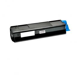 OKI C5100/C5200/C5400/C5250/C5450/C3100/C3200 NEGRO CARTUCHO DE TONER COMPATIBLE