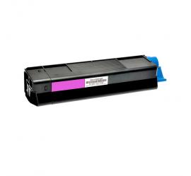 OKI C5100/C5200/C5400/C5250/C5450/C3100/C3200 MAGENTA CARTUCHO DE TONER COMPATIBLE