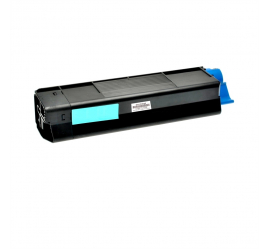OKI EXECUTIVE ES2232/ES2632/ES5460 CYAN CARTUCHO DE TONER COMPATIBLE