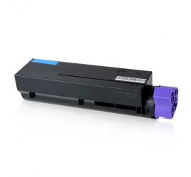 OKI EXECUTIVE ES4140/ES4160/ES4180 NEGRO CARTUCHO DE TONER COMPATIBLE (43979223)