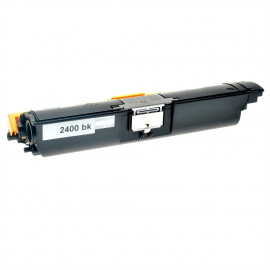 KONICA MINOLTA MAGICOLOR 2400W/2500W NEGRO CARTUCHO DE TONER COMPATIBLE (A00W432)