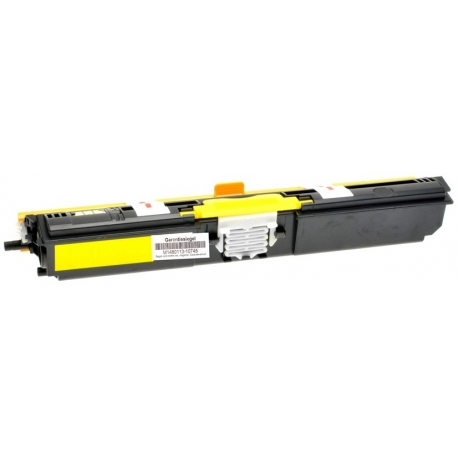 OKI C110/C130/MC160 AMARILLO CARTUCHO DE TONER COMPATIBLE (44250721)