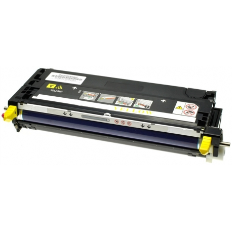 DELL 3130CN AMARILLO CARTUCHO DE TONER COMPATIBLE (593-10291)