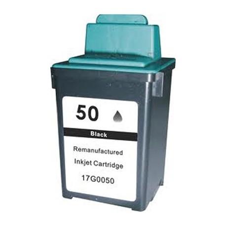 LEXMARK 50 NEGRO CARTUCHO DE TINTA COMPATIBLE (17G0050E)