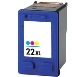 HP 22XL TRICOLOR CARTUCHO DE TINTA COMPATIBLE (C9352AE/C9352CE)