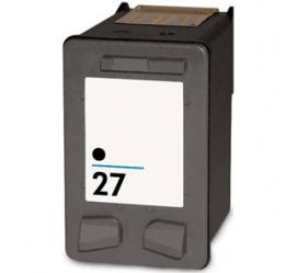 HP 27 NEGRO CARTUCHO DE TINTA COMPATIBLE (C8727AE)