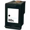 HP 302XL NEGRO CARTUCHO DE TINTA COMPATIBLE (F6U68AE)