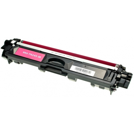 BROTHER TN241/TN245/TN242/TN246 MAGENTA CARTUCHO DE TONER COMPATIBLE
