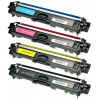 PACK X 4 BROTHER TN241/TN245/TN242/TN246 CMYK CARTUCHO DE TONER COMPATIBLE