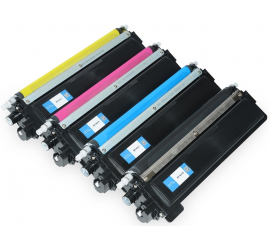 PACK 4 BROTHER TN230 CMYK CARTUCHOS DE TONER COMPATIBLES