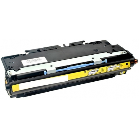 HP Q2672A AMARILLO CARTUCHO DE TONER COMPATIBLE Nº 309A