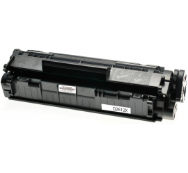 HP Q2612X NEGRO CARTUCHO DE TONER COMPATIBLE (ALTA DURACIÓN) Nº 12X