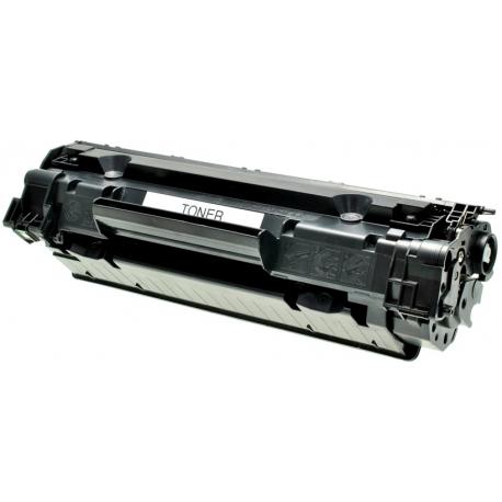 HP CF283A NEGRO CARTUCHO DE TONER COMPATIBLE Nº 83A