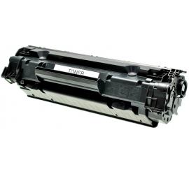 HP CF283X NEGRO CARTUCHO DE TONER COMPATIBLE (ALTA CAPACIDAD) Nº 83X