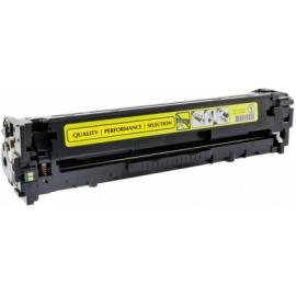 HP CE322A AMARILLO CARTUCHO DE TONER COMPATIBLE Nº128A