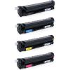 PACK X 4 HP CF410X/CF411X/CF4123X/CF413X CMYK CARTUCHOS DE TONER COMPATIBLES Nº 410X