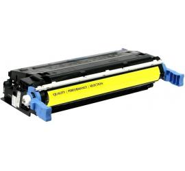 HP C9722A AMARILLO CARTUCHO DE TONER COMPATIBLE Nº641A