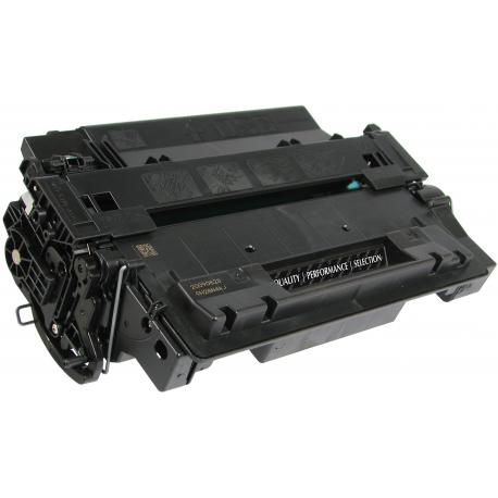 HP CE255X NEGRO CARTUCHO DE TONER COMPATIBLE Nº55X