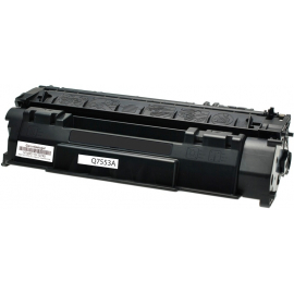 HP Q7553A/Q5949A NEGRO CARTUCHO DE TONER COMPATIBLE Nº53A/49A