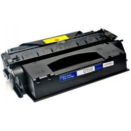 HP Q7553X/Q5949X NEGRO CARTUCHO DE TONER COMPATIBLE Nº53X/49X