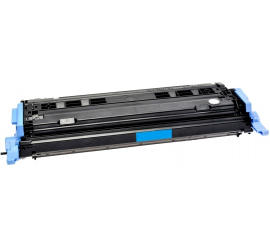 HP Q6001A CYAN CARTUCHO DE TONER COMPATIBLE Nº 124A