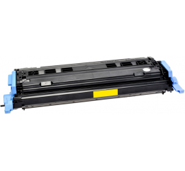 HP Q6002A AMARILLO CARTUCHO DE TONER COMPATIBLE Nº 124A