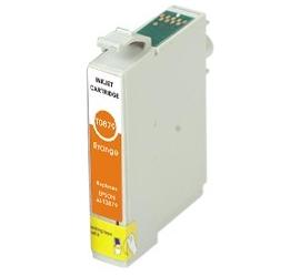 EPSON T0879 NARANJA CARTUCHO DE TINTA COMPATIBLE (C13T08794010)